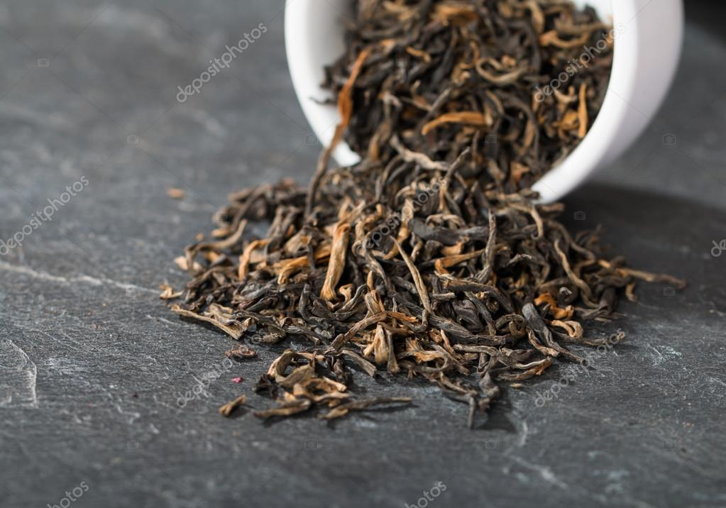 Elite black tea