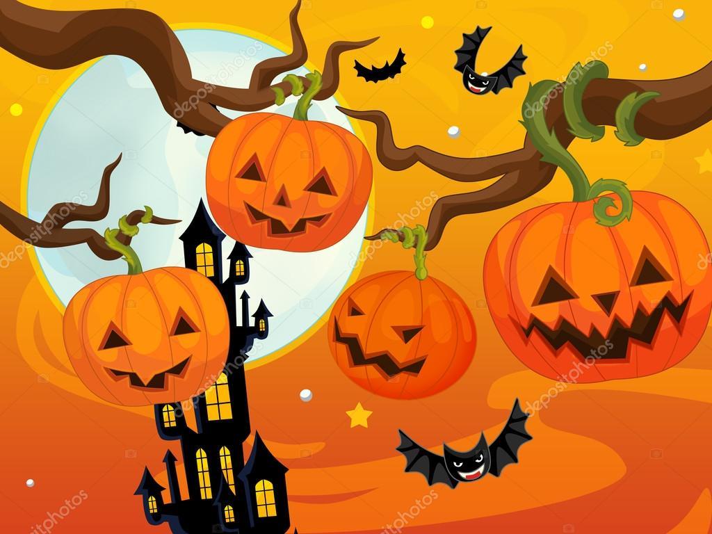 Imagenes De Halloween Animadas