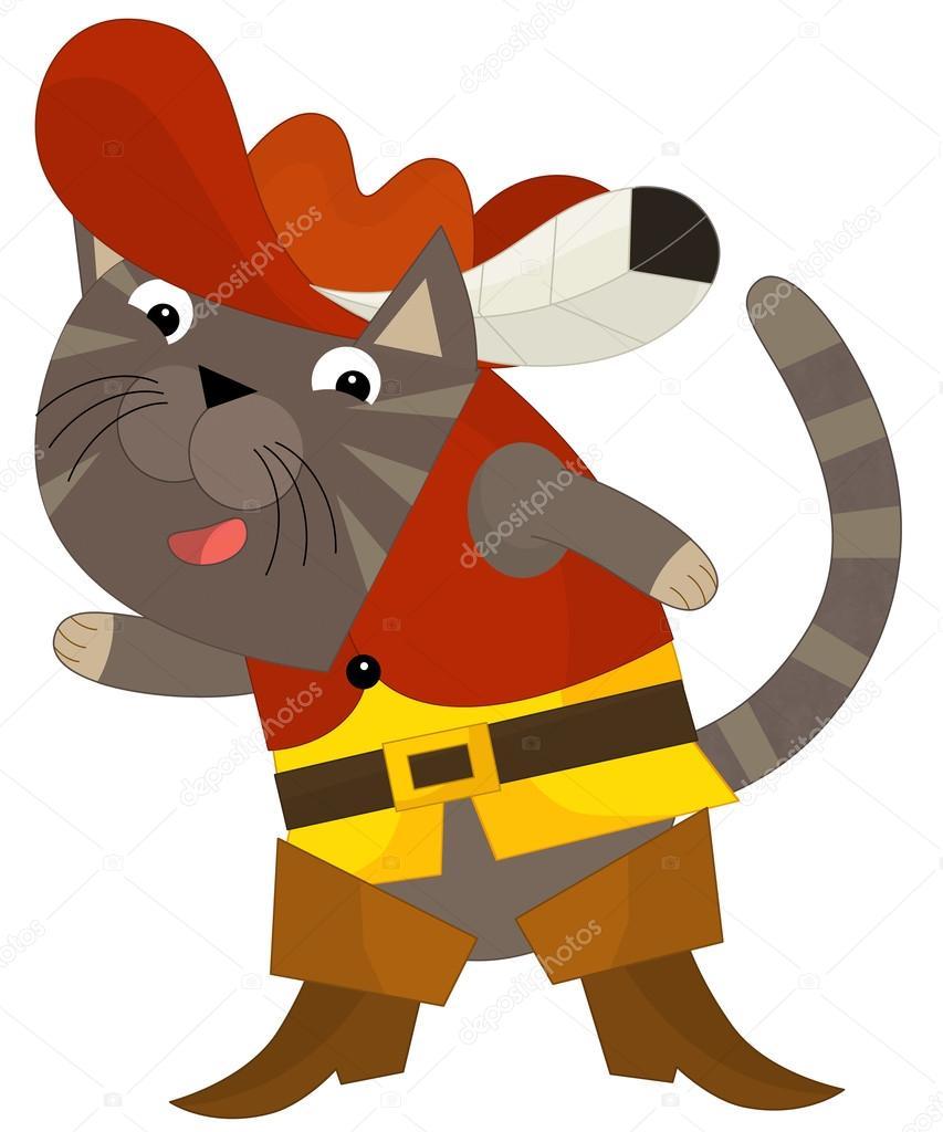 Dessin anim de chat chat bott photographie agaes8080 70055185 - Dessin chat botte ...