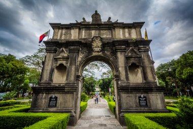 The Arch of The Centuries at University of Santo Tomas, in Sampa