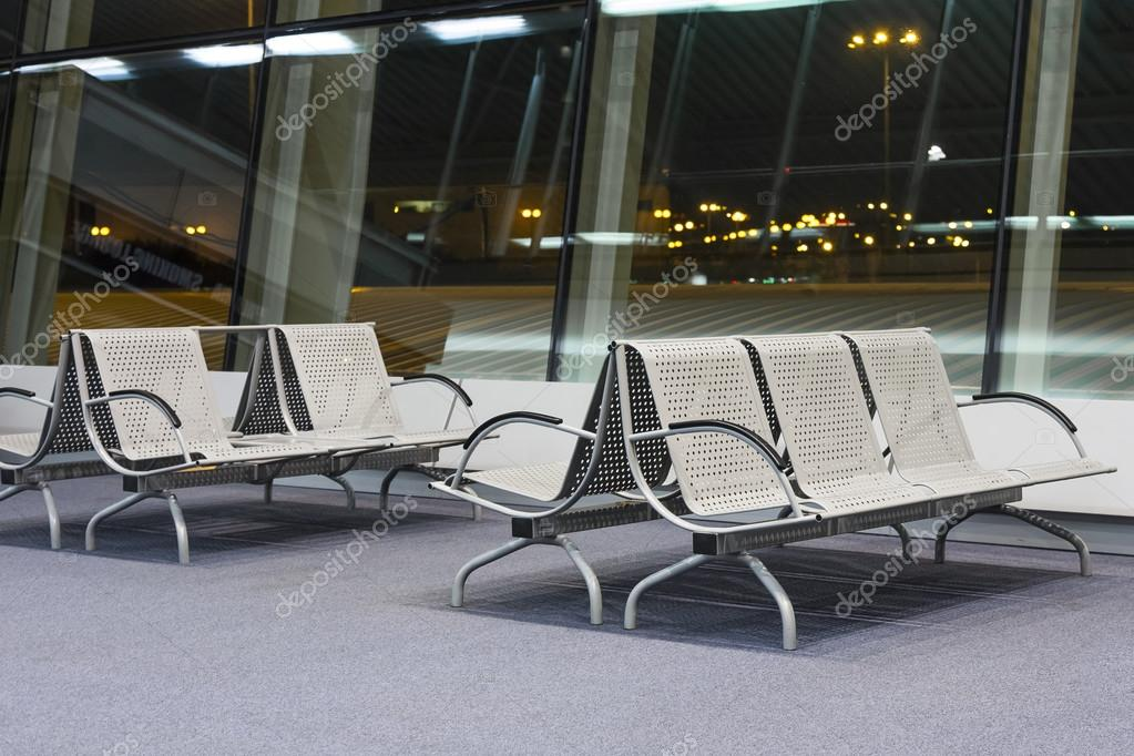 Airport Benches For Passengers Stock Photo 169 Gashgeron
