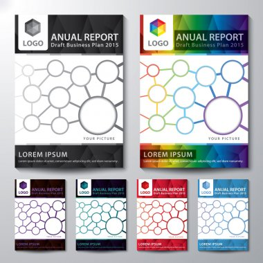 Cover Annual report set
