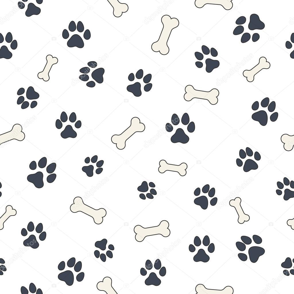 dog bone pattern - HD1300×1390