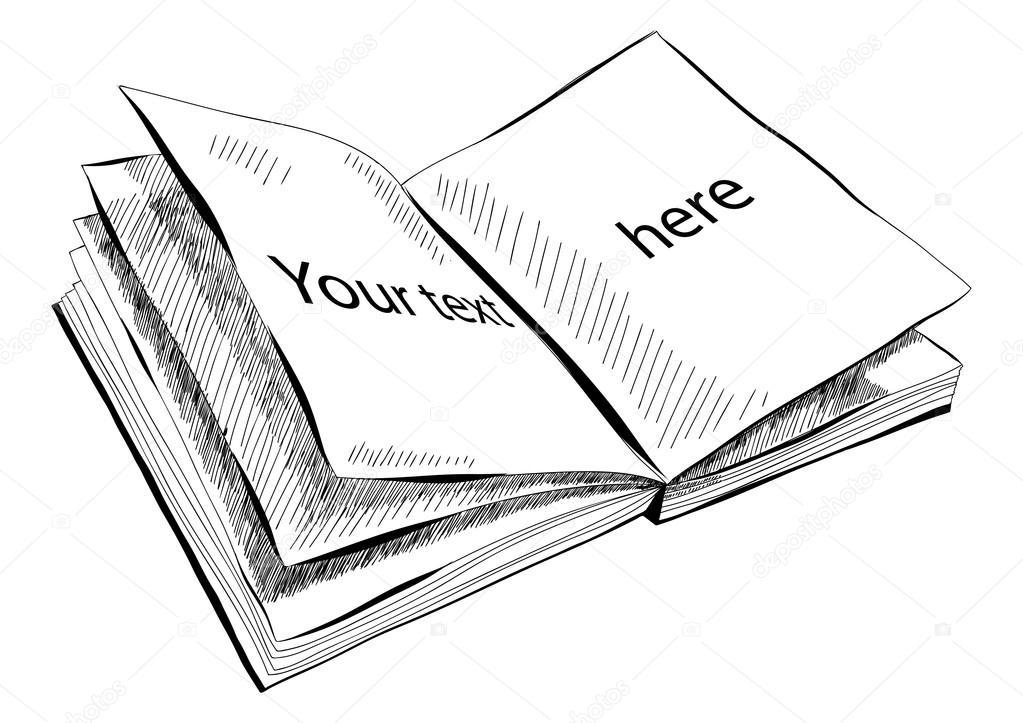 Dibujo Para Colorear Libreta: Imágenes: Dibujo Cuadernos