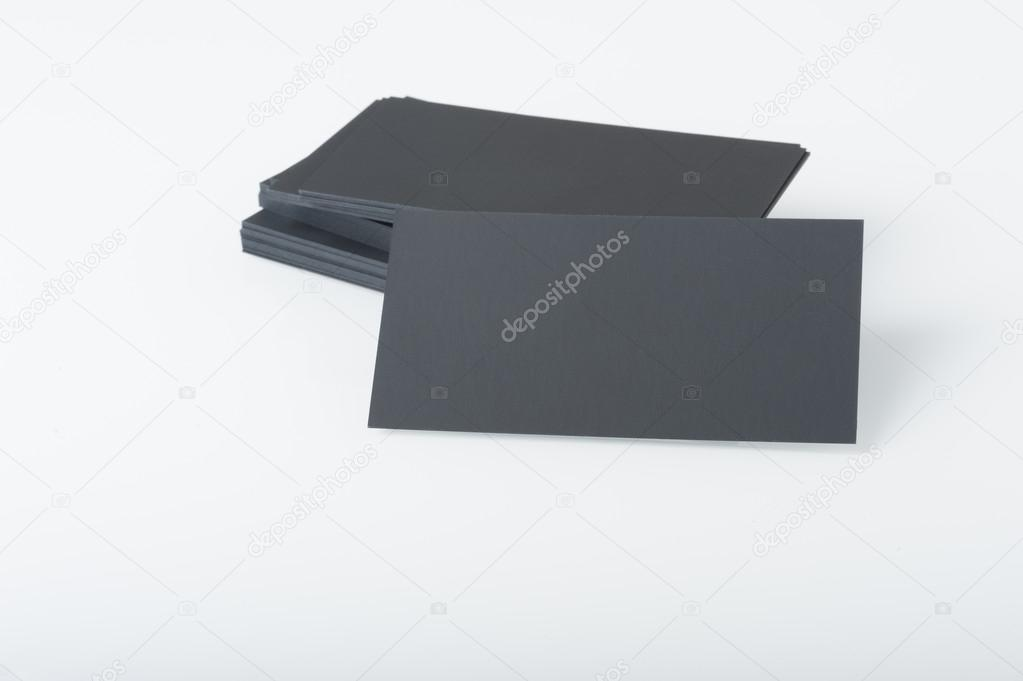 Pile of Business Cards — Stock Photo © vereenna #56499967