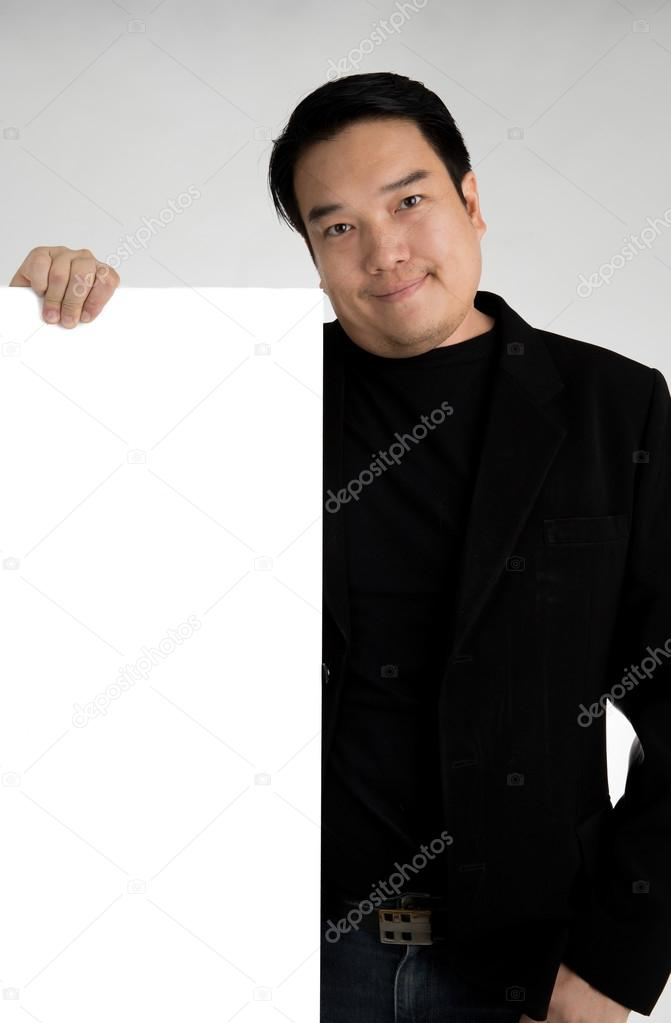 Asian man in suit #9