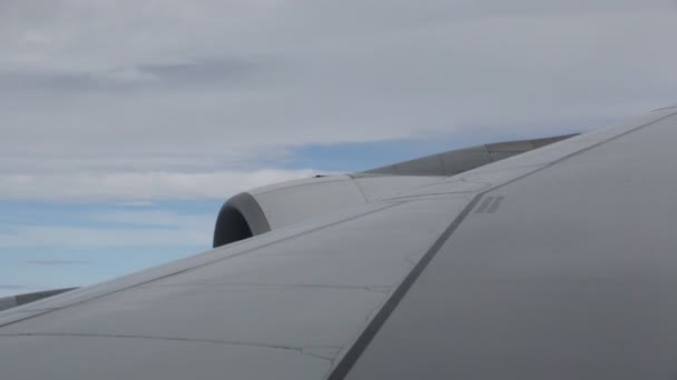 Vnější pohled na létání na tryskové letadlo
