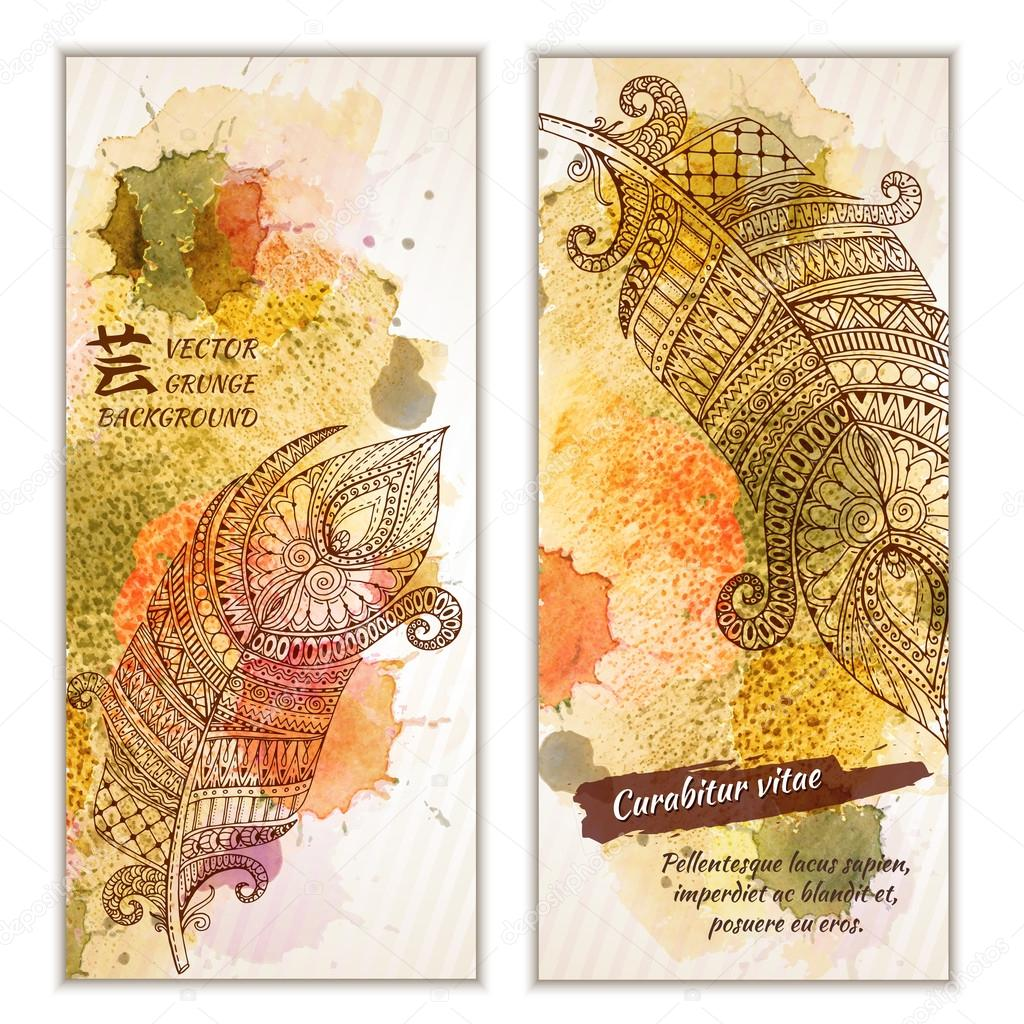 Download 830 Background Banner Design Batik Paling Keren