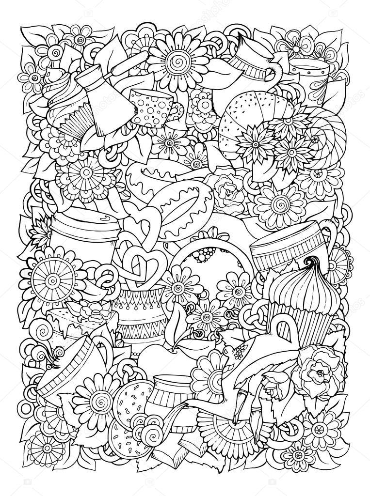 Doodles Zeichnen Viele Vorlagen Fur Deine 14