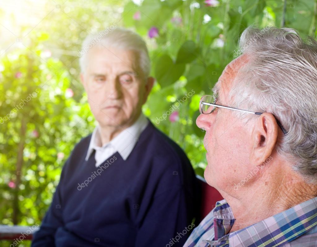 chatten met ouderen