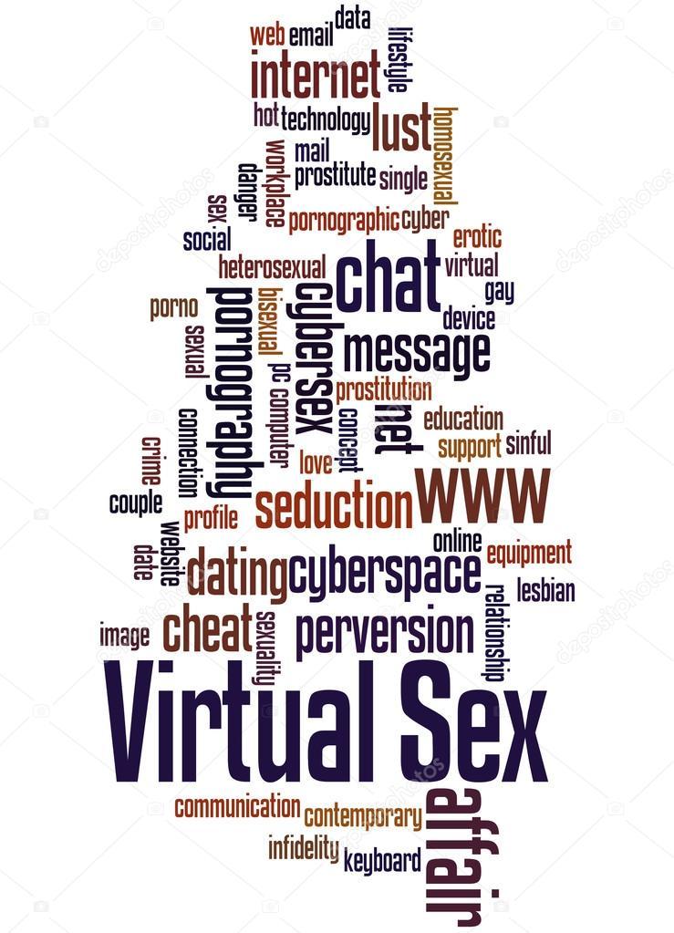 Вертуальный секс слово