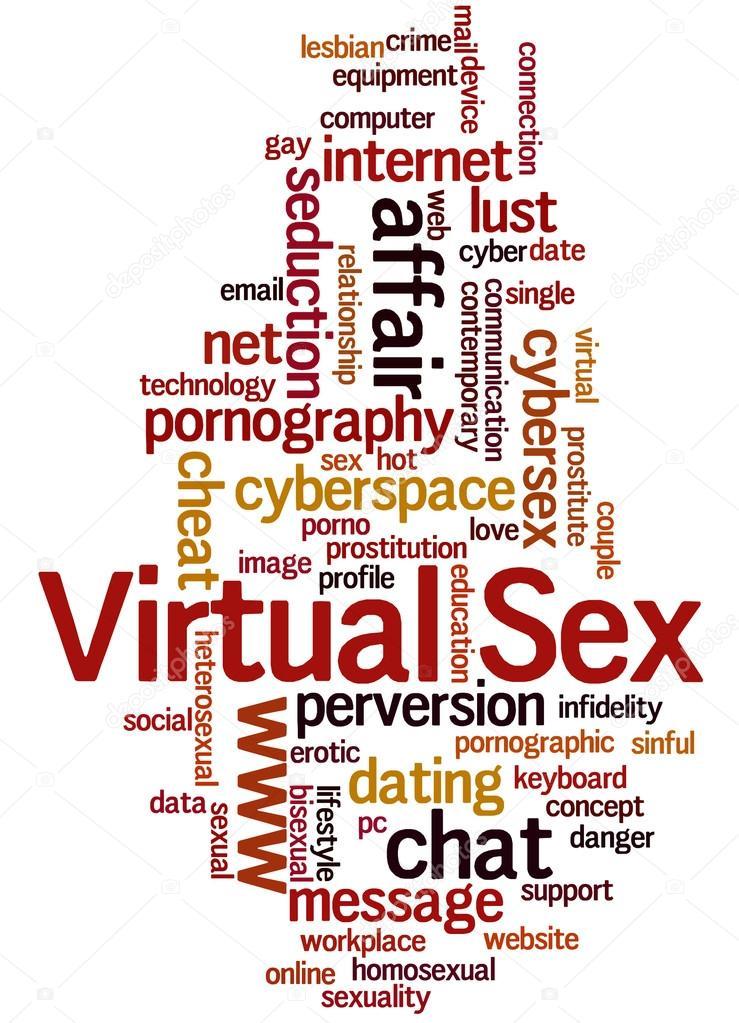 Виртуальный секс слова