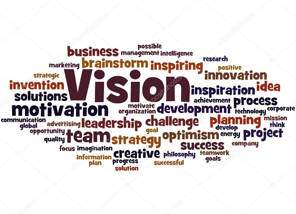 Vision, word cloud concept 6 ⬇ Stock Photo, Image by ...