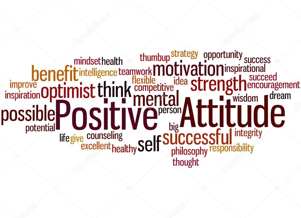 positive attitudes How can the answer be improved.