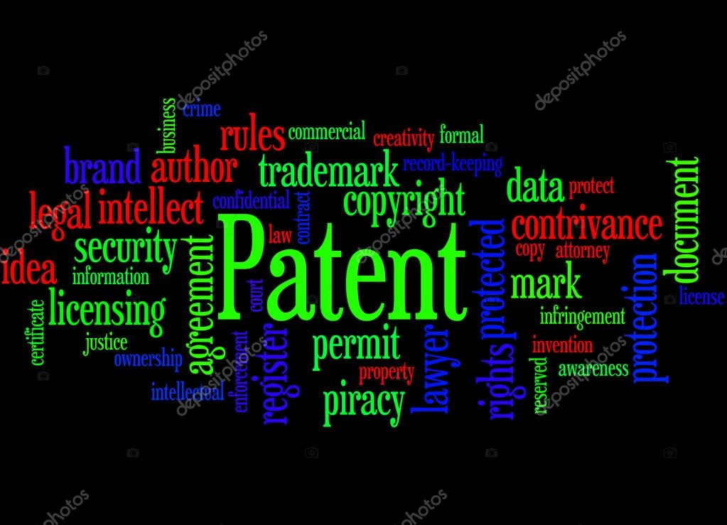 patent a word