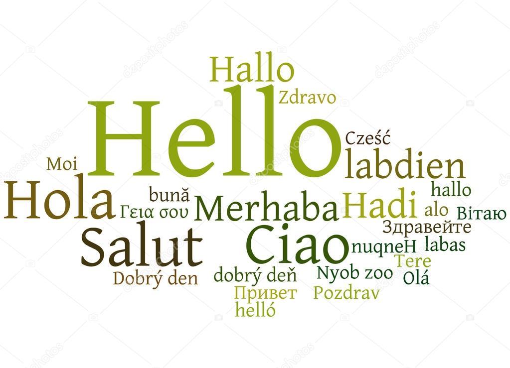 Hola, En Diferentes Idiomas 8