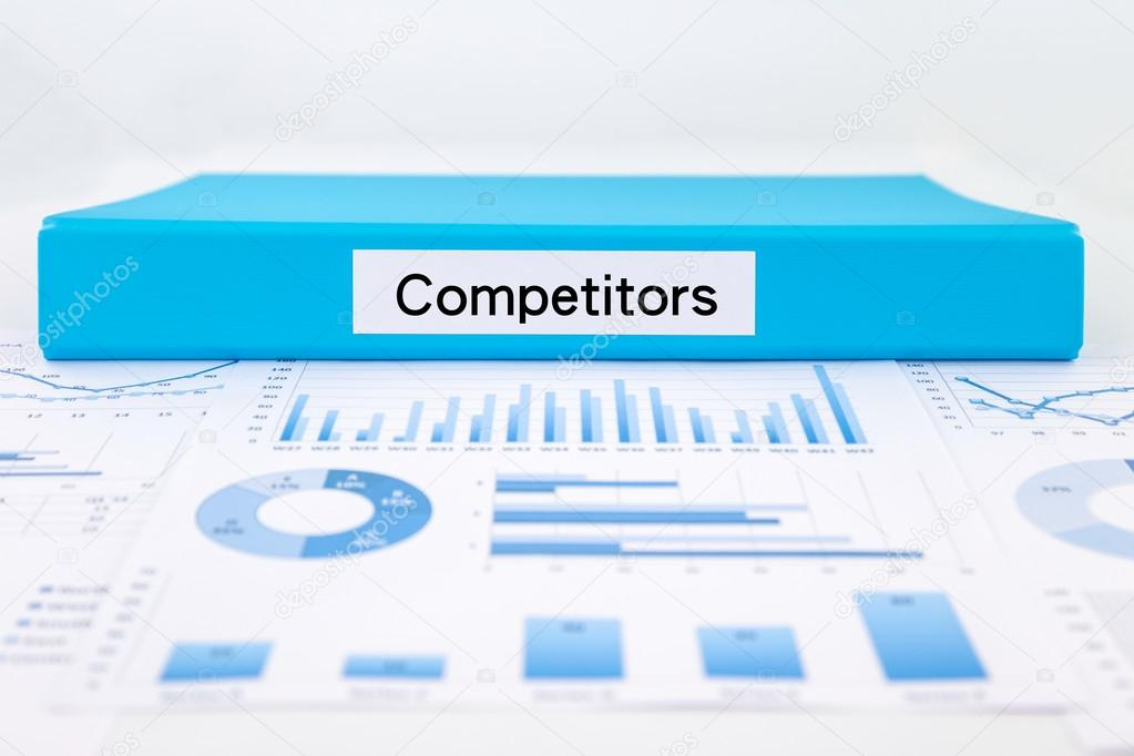Competitor Analysis Report For Business Strategic Planning  Stock