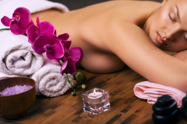 relaxing spa treatments