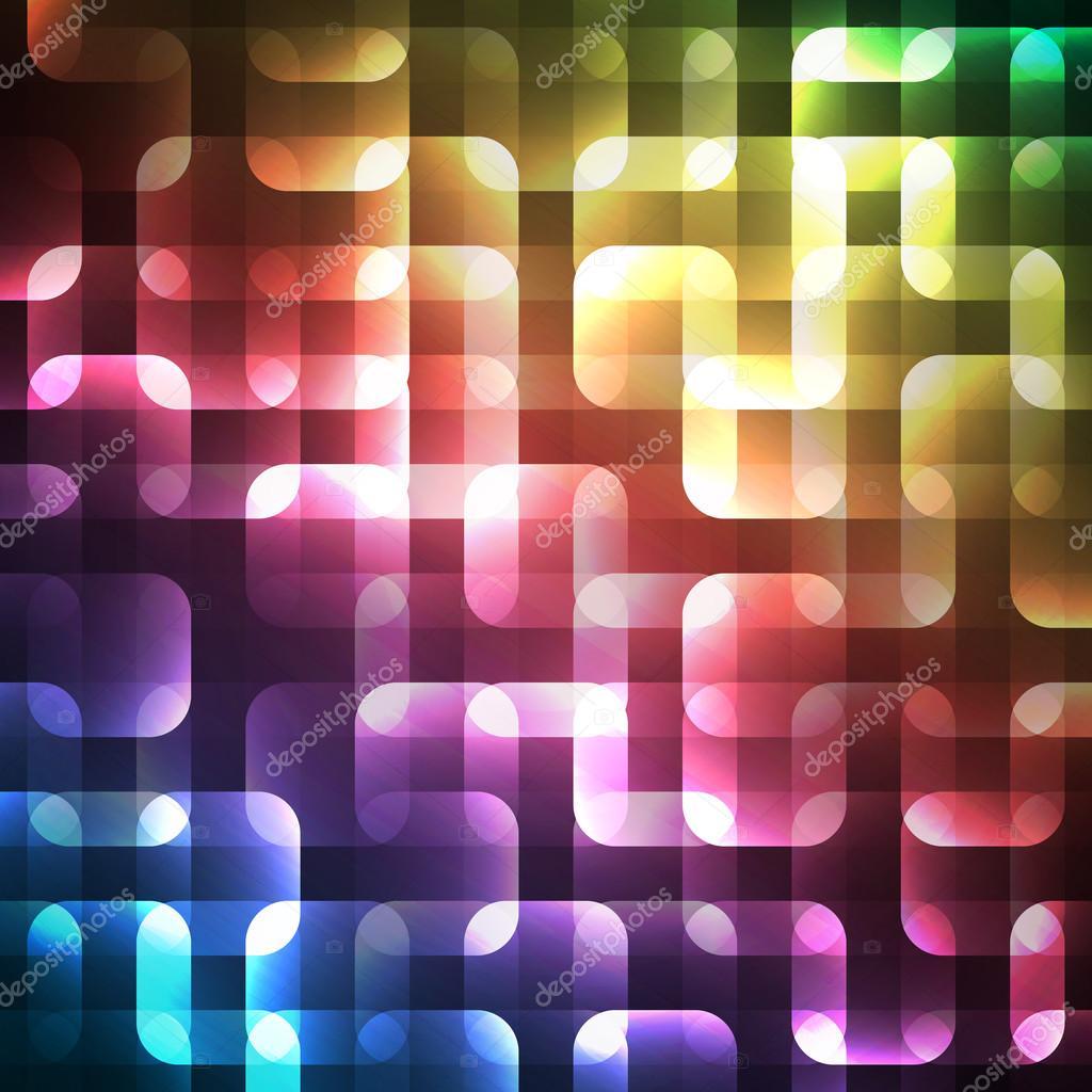 Обои полоса, вектор, свет, Цвет. Абстракции foto 14