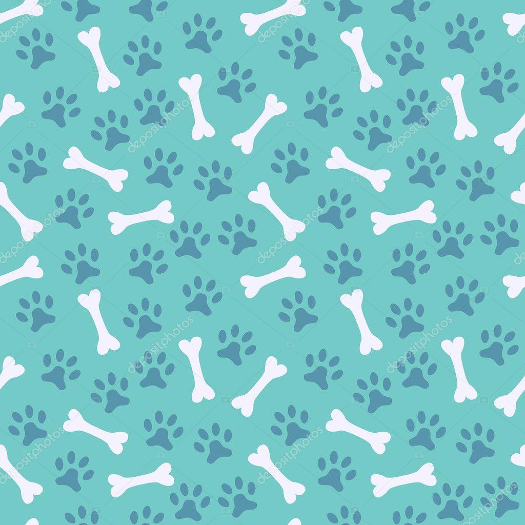 dog bone pattern - HD1200×1200