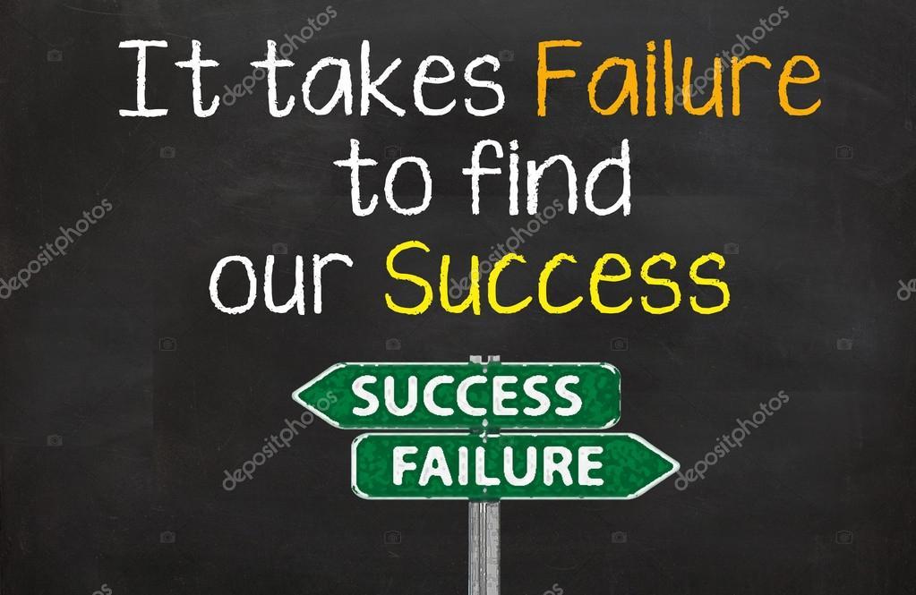 10 Ways Failure Leads to Success