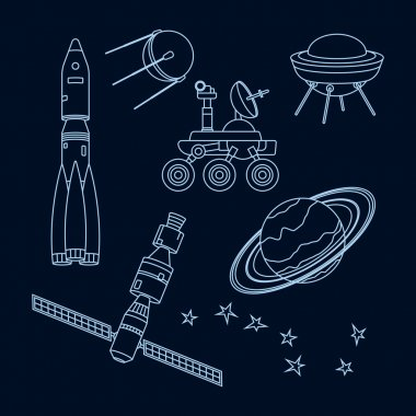 Space objects set
