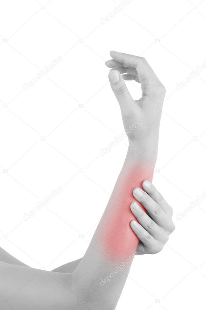 Forearm Muscle Strain Stock Photo Eskymaks 59167837