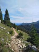 Fotografie Wendelstein - ein Berg in Bayern