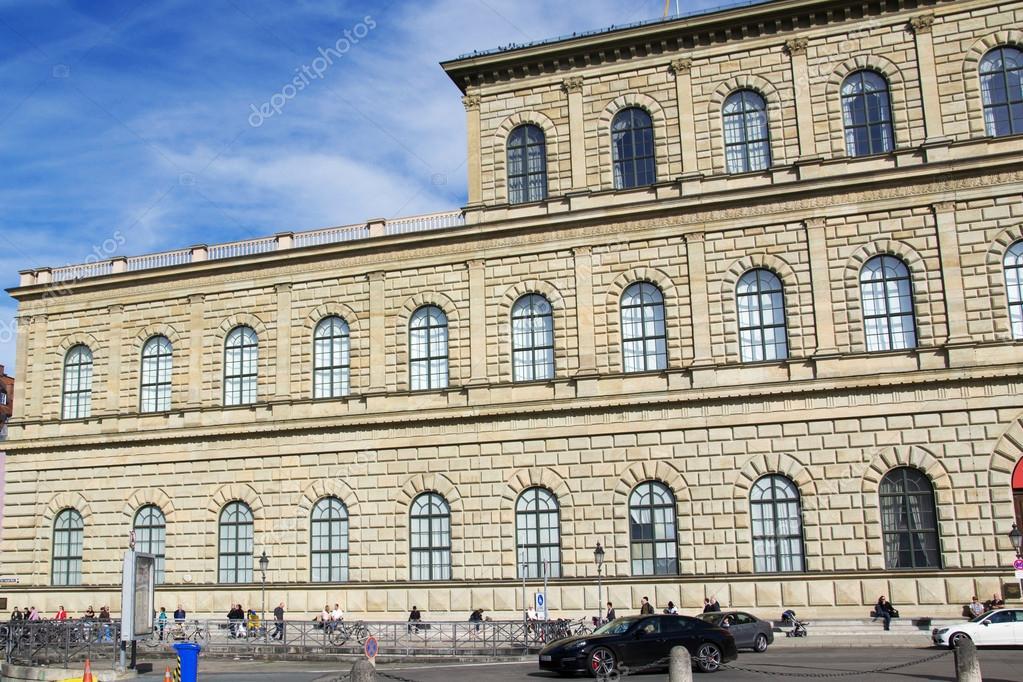 Residenz Museum In Munich Redaktionelles Stockfoto Dstaerk 57999403