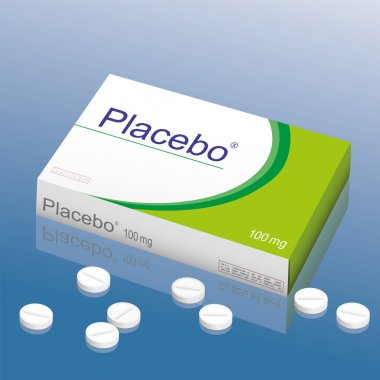 Placebo Pills Tablets