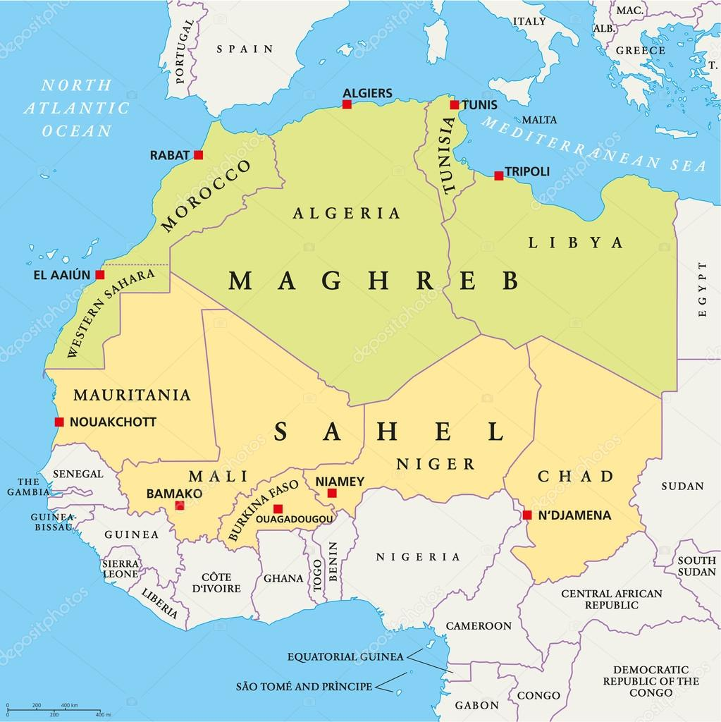 maghreb