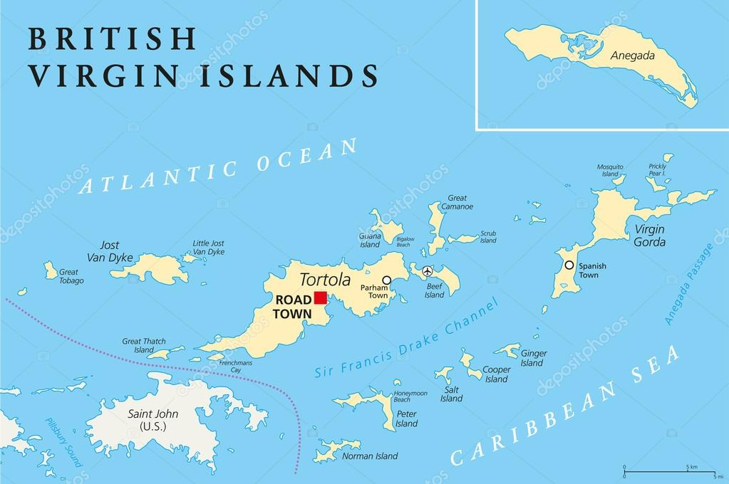 Is Us Virgin Islands Part Of Usa