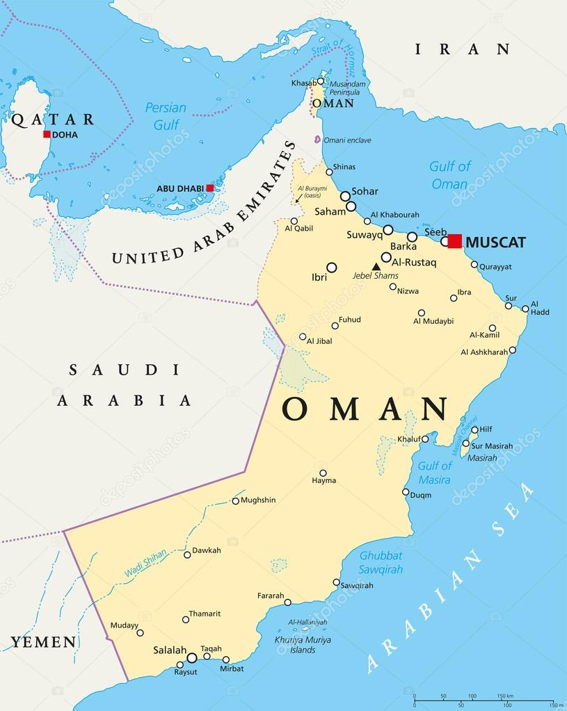 Estrecho De Ormuz Mapa.Imagenes Estrecho De Ormuz Mapa Mapa Politico De Oman