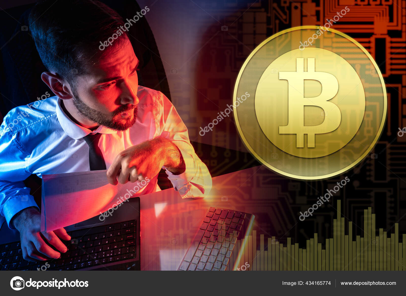 bitcoin trader dansk)