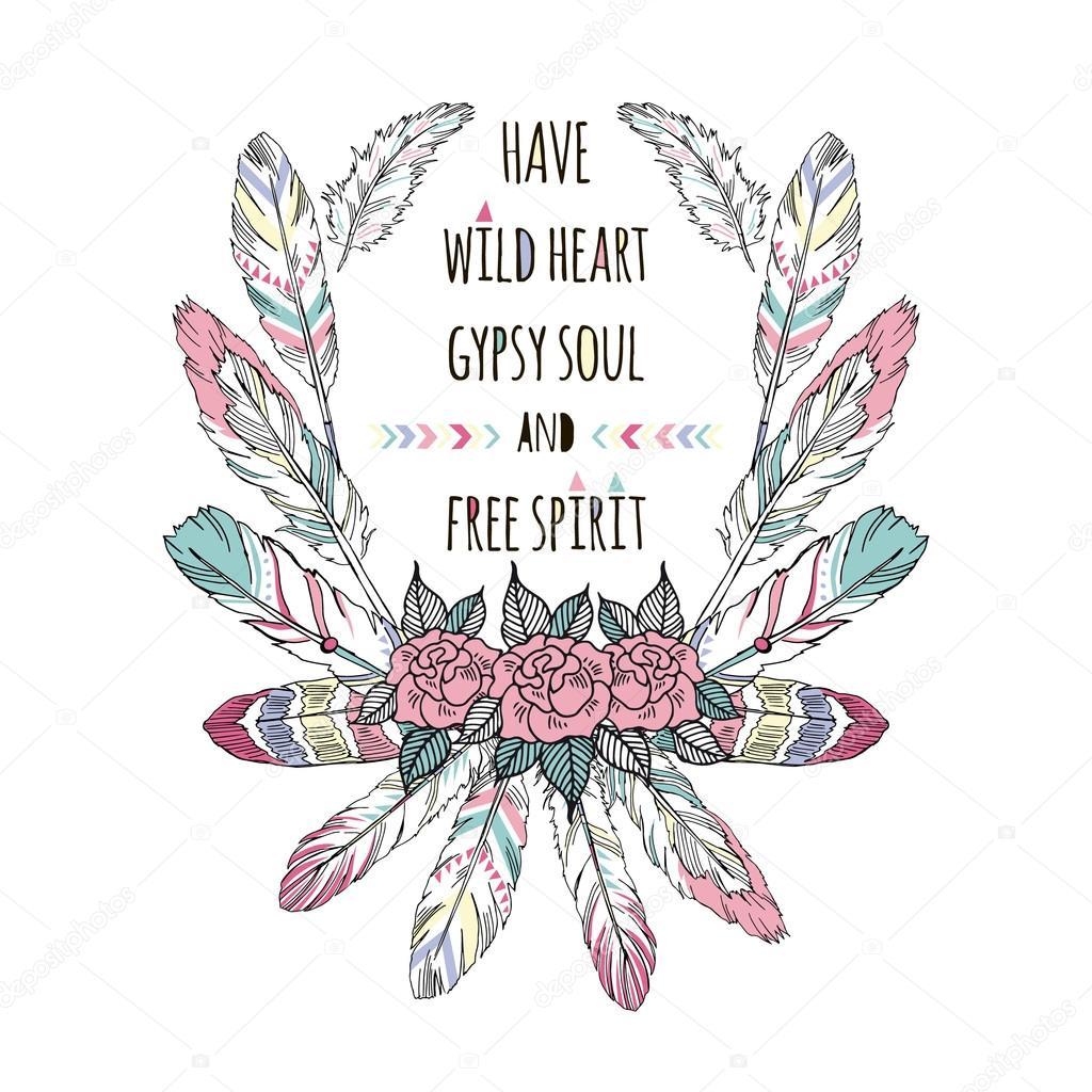 Native American Floral Clip Art 1 Clip Art Vector Site