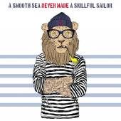 Oroszlán sailor a dohányzás cső