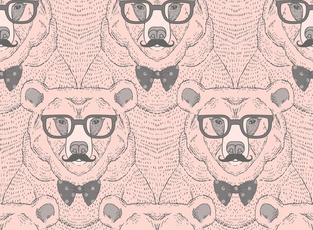 Adult bear pattern — pic 9