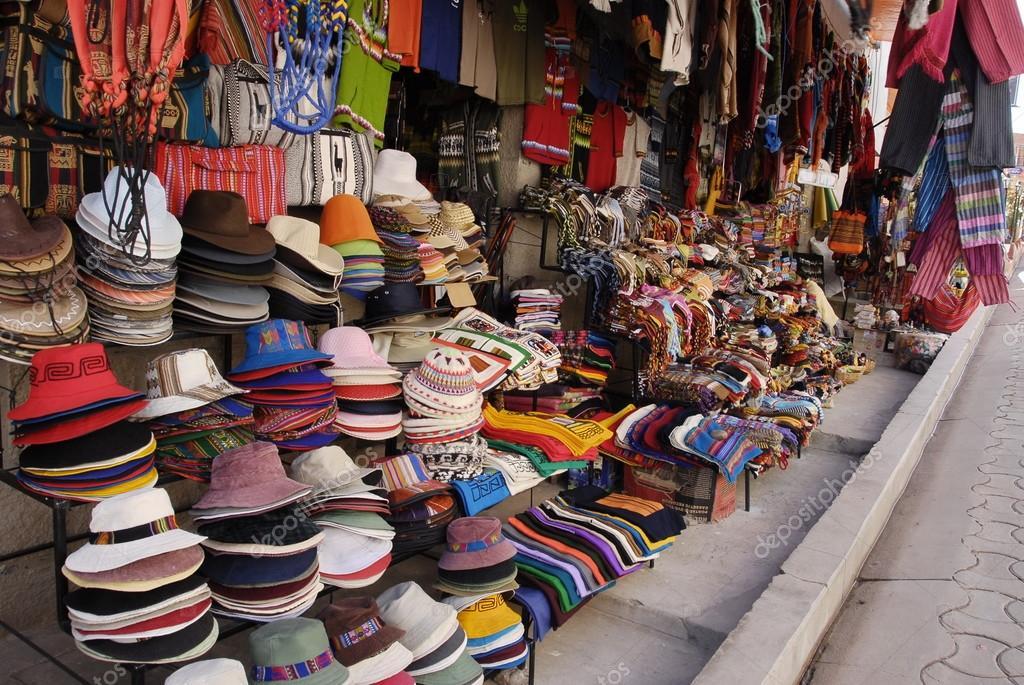 en de artesanía copacabanaboliviaFoto de Mercado stock © k Vlad PkZuXi