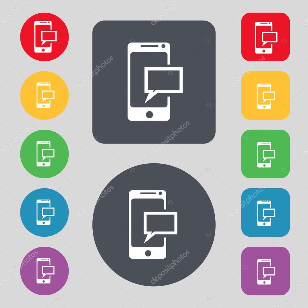 sms tecken bilder