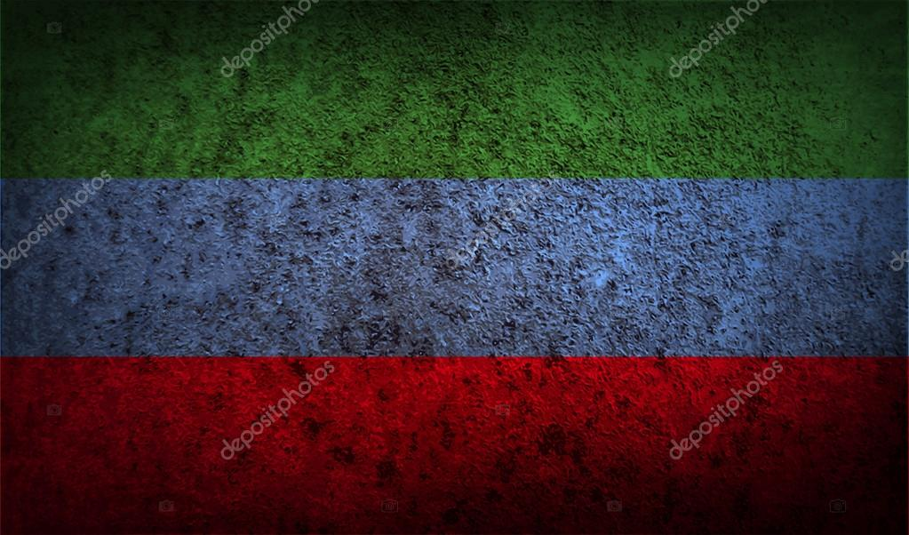 Flag   with old texture.