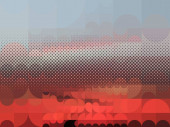Geometrické abstraktní pozadí. Barevný vzor. Jedinečná textura. Slavnostní dekorace. Kreativní grafický design pro plakát, brožuru, leták a vizitku. Backdrop pro web, tkaniny a obal.