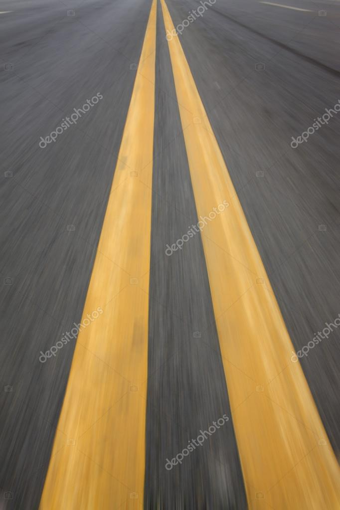 Heldragen gul linje