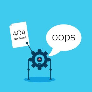 Robot 404
