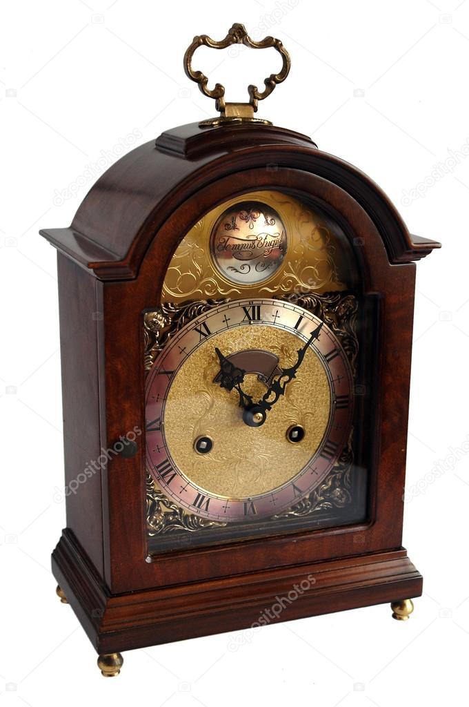 Orologio da tavolo antico foto stock v nikitenko 61637429 - Orologio da tavolo antico ...