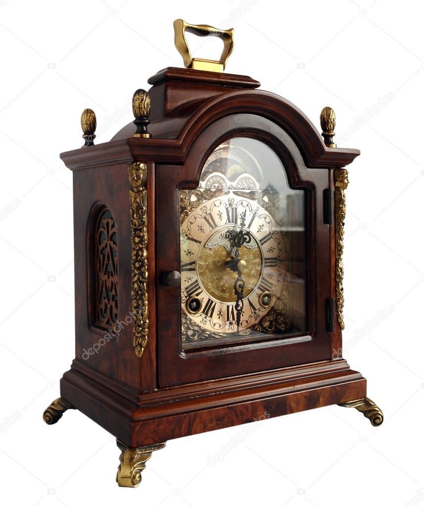 Orologio da tavolo antico foto stock v nikitenko 61637455 - Orologio da tavolo antico ...
