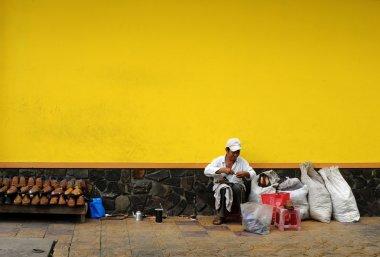 Life of Vietnamese vendors in Saigon