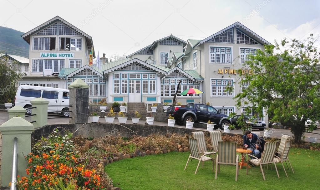 Style colonial anglais - Maison de style anglais ...