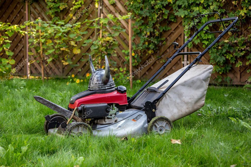 Viking mower