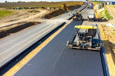 New road construction