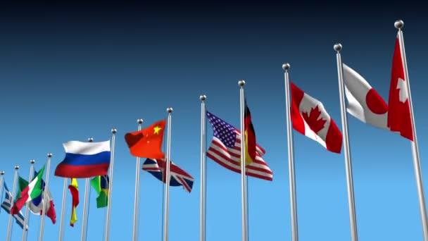 Disagreement between nations